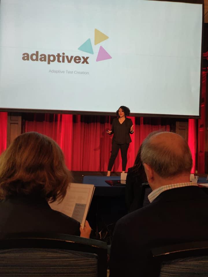 penn milken ed tech challenge, adaptivex, adaptivex.io